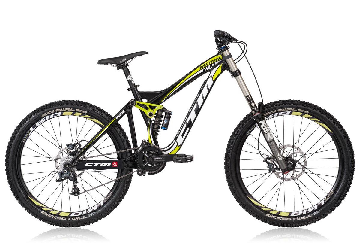 Ctm Bikes Mons