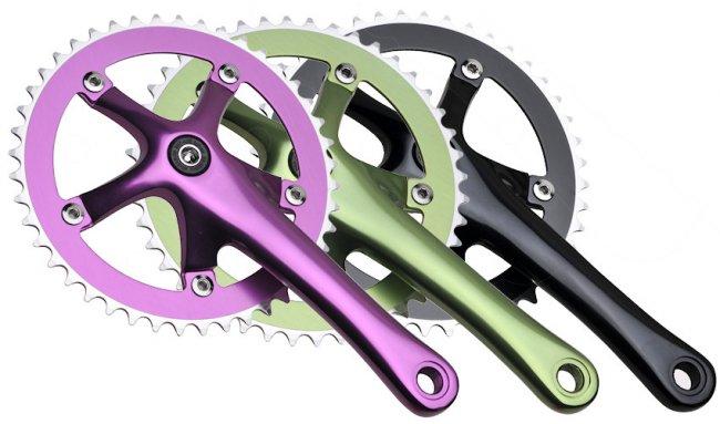 Fix Bike Mechanizm korbowy